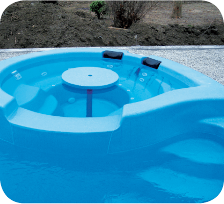 Portable Spas and Water Features