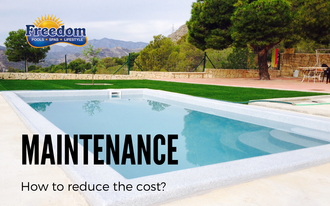 How to save money on swimming pool maintenance