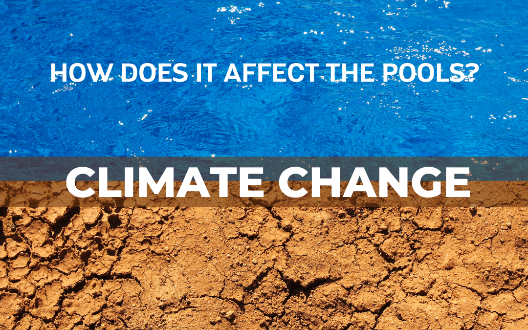 Swimming pools and climate change